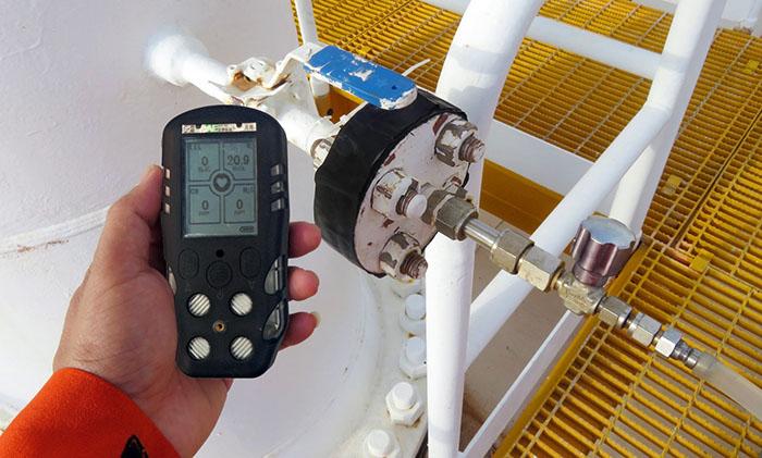 便攜式氣體檢測儀的應用